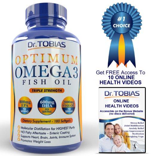 Dr Tobias Omega3 fish-oil