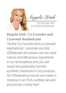 Oz Natural Hyaluronic Acid