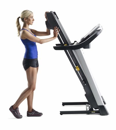 Golds Gym Trainer 720 Treadmill Upstairs Apartment
