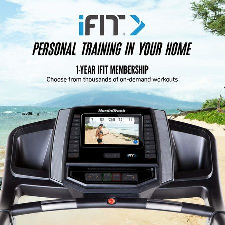 NordicTrack T 6.5 Si Treadmill + 1-Year iFit
