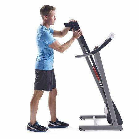 Weslo Cadence G 5.9i Treadmill Folded