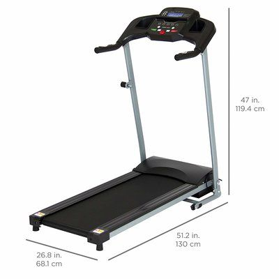 Best Choice Products Folding Electric Treadmills