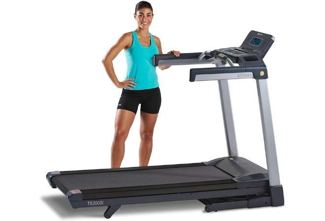 LifeSpan Fitness LifeSpan TR3000i Treadmill