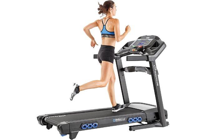 Nautilus Treadmill Series T616