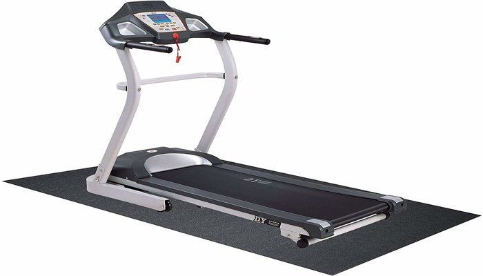 BalanceFrom GoFit High Density Treadmill Mat
