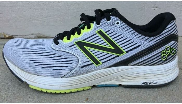New Balance Mens 890v6 Running Shoe