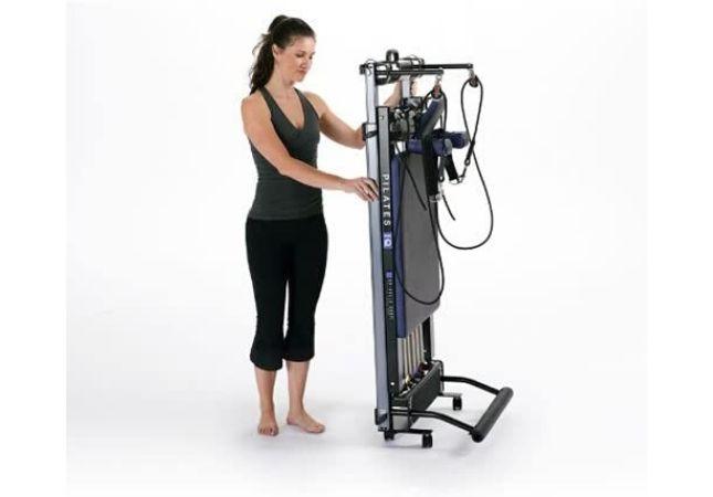 Balanced Body Pilates IQ Reformer
