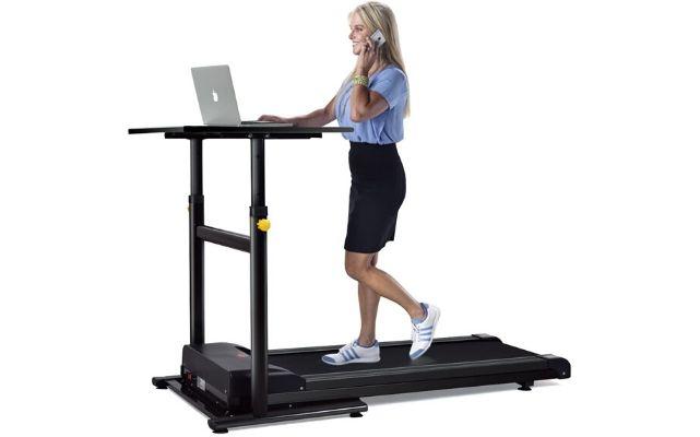 GoPlus Under Desk Treadmill