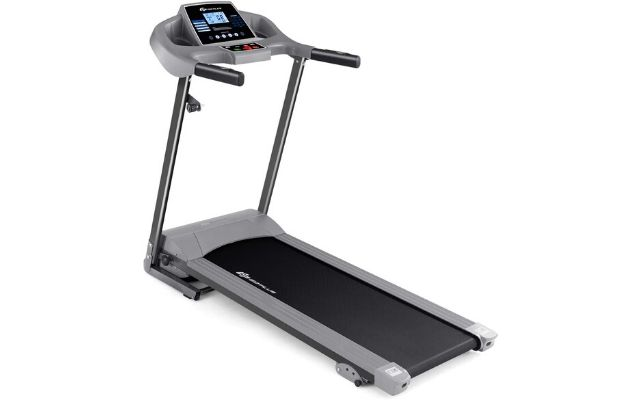 Goplus Electric Folding Treadmill for Home