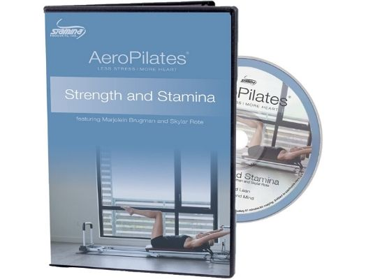 Stamina Strength & Stamina Workout DVD