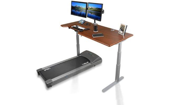 iMovR Under Desk Treadmill