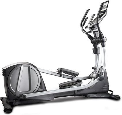 NordicTrack Spacesaver SE7i Elliptical Trainer