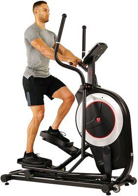 Sunny Health & Fitness Motorized Elliptical Trainer - SF-E3875