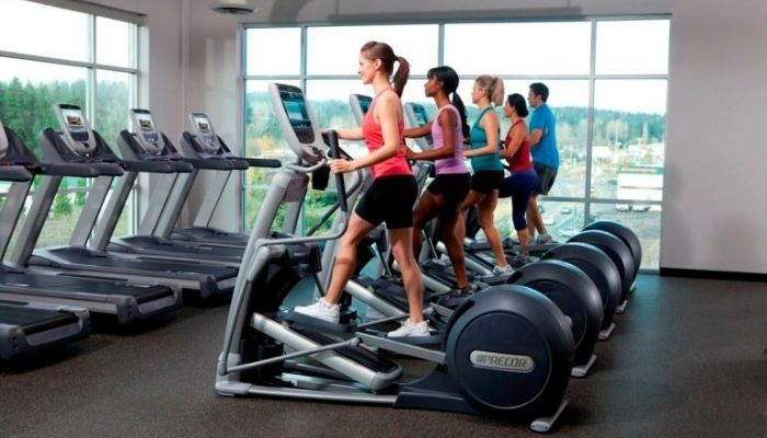 Compact Elliptical Machines