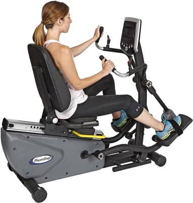 HCI Fitness Elliptical