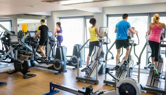 different types of ellipticals