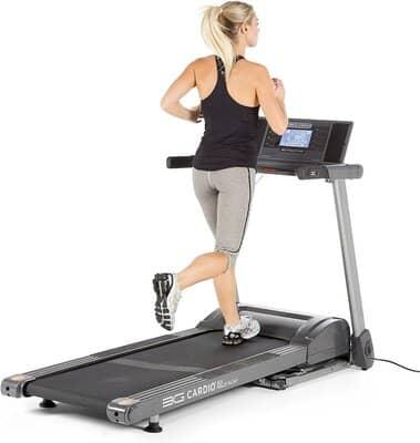 3G Cardio Incline Treadmill