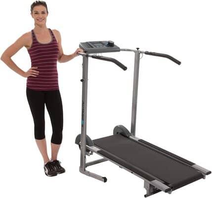 Exerpeutic Manual Treadmill