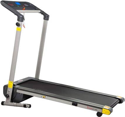 Sunny Health & Fitness Motorized Treadmill