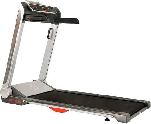 Sunny Health & Fitness No-Assembly Treadmill