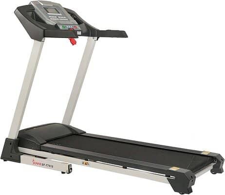 Sunny Health & Fitness Smart Treadmill