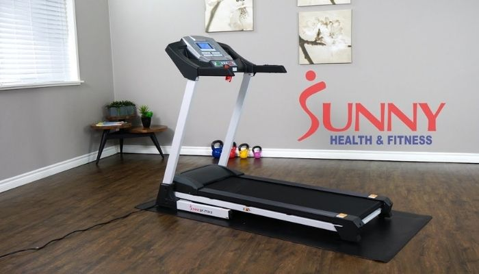 Sunny Health and Fitness Treadmill Reviews
