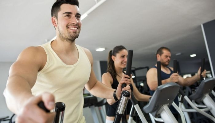 What Muscle Groups Do Elliptical Machines Target
