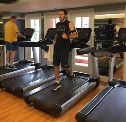 How You Can Start Walking Backward on a Treadmill