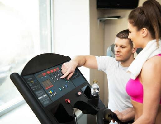 Start the Treadmill