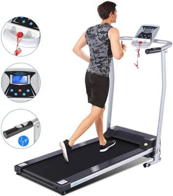 Ancheer Upgraded Treadmill