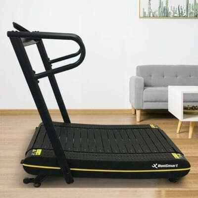 DCK Curved Treadmill