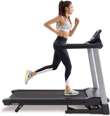LifeSpan Folding Fitness Treadmill