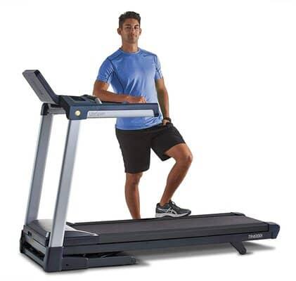 Lifespan TR400i Folding Treadmill