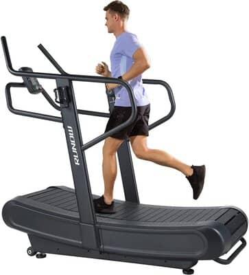 RUNOW Curved Treadmill