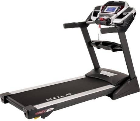 Sole Fitness Folding Treadmill