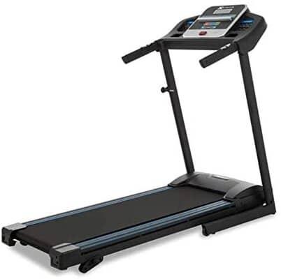 XTERRA Fitness Folding Treadmill