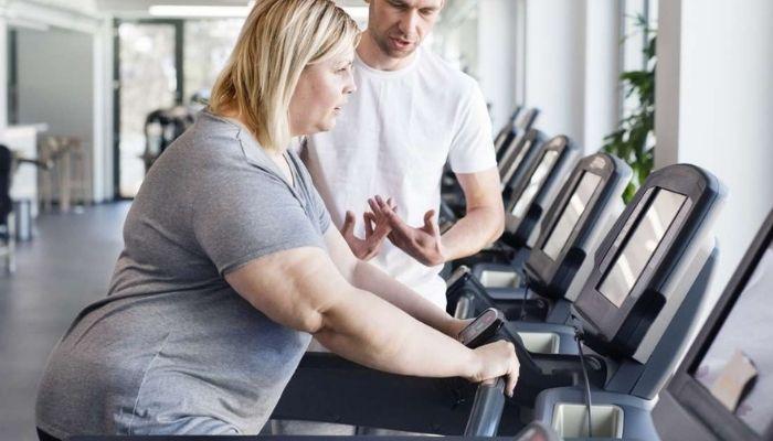 treadmill for heavy people