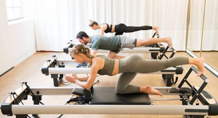 Everyone can practice Pilates