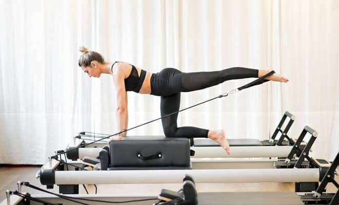 What is a Pilates reformer