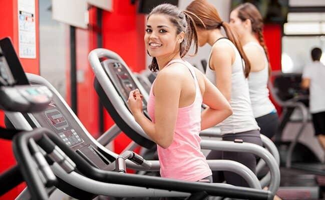 treadmill running to lose weight